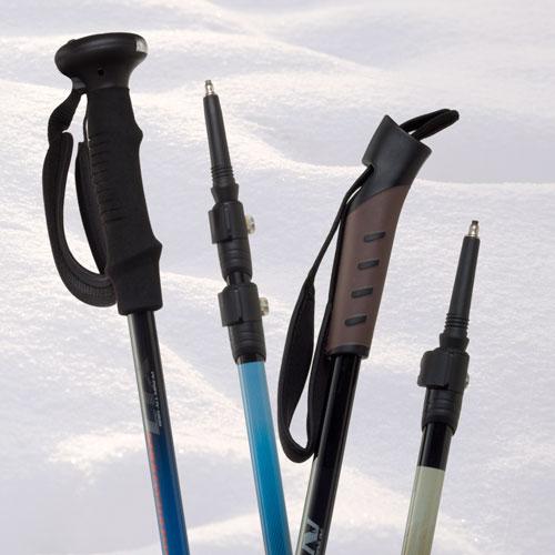 Whitewoods Nordic Ski Poles