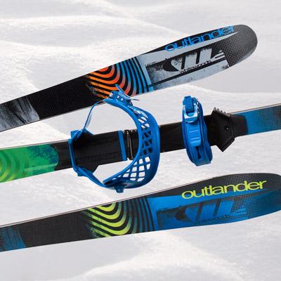 Outlander Skis